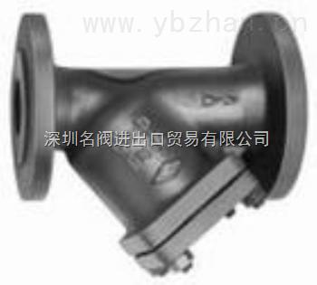 进口蒸汽铸钢过滤器