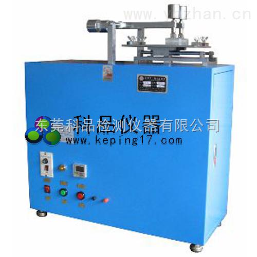 自動電線印字耐磨試驗機-執行標準UL-1581,1690、VDE0472