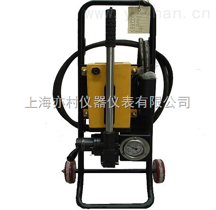 HT12-E便携式液压手动泵