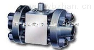 美卓-H系列高压球阀选型