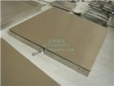 廣東珠海全不銹鋼電子地磅/平臺秤 防水防腐防潮地磅