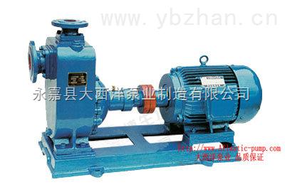 ZW自吸无堵塞排污泵,自吸排污泵,卧式自吸泵,真空自吸泵