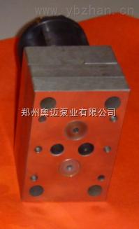 OM高温反应釜输出熔体泵