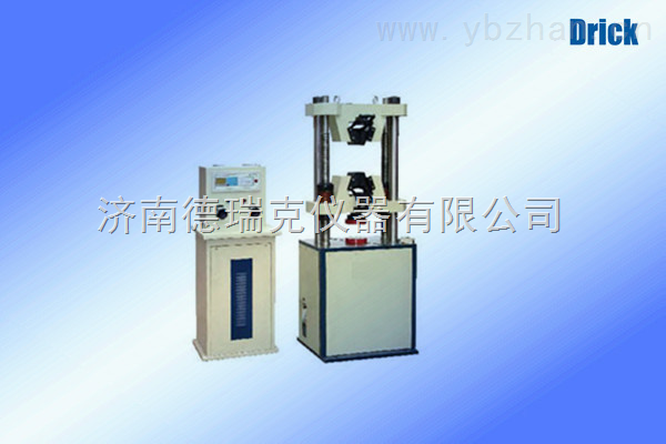 WE-微机液压万能试验机供应金属液压万能试验机