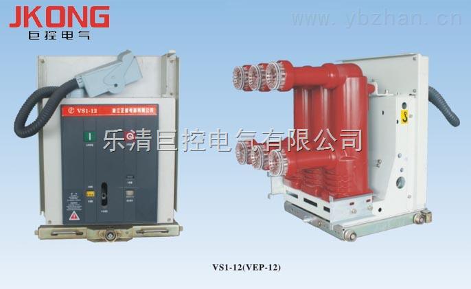 ZN63(VS1)-12户内高压真空断路器高压固封极式