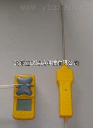 DP24666-便携式氧气检测仪/外置泵吸式氧气测定仪