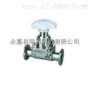 G49J-10-卫生隔膜阀