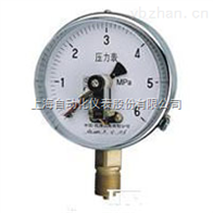 YXC-100B-Z耐蚀磁助电接点压力表