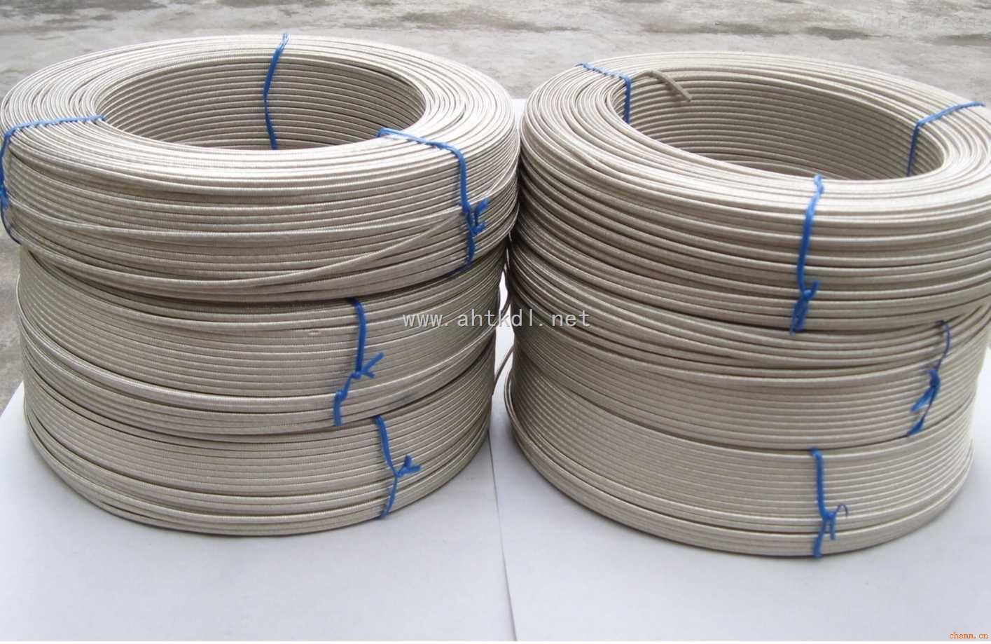 玻纤编织耐高温补偿导线