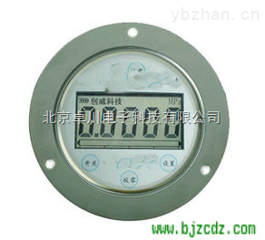 ZC.05-CWY-2B-軸向數字壓力表