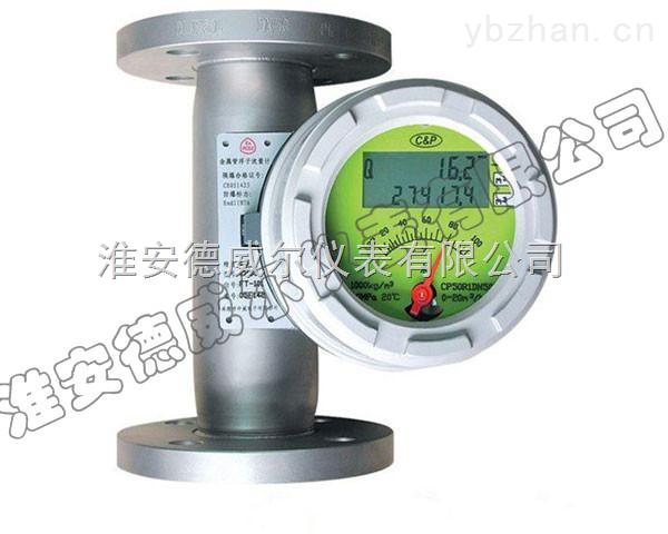 DWR250轉子流量計-DWR250指針顯示金屬管轉子流量計