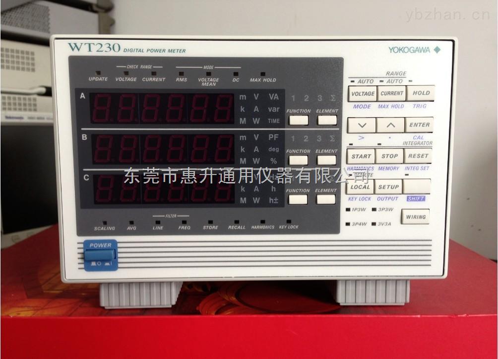 wt230 供应wt230/wt210功率计