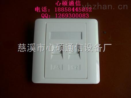 网络电话信息面板
