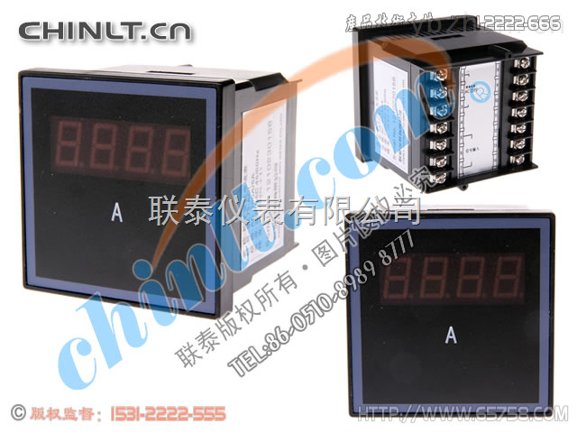 SX72-ACI 数显电流表-SX72-ACI