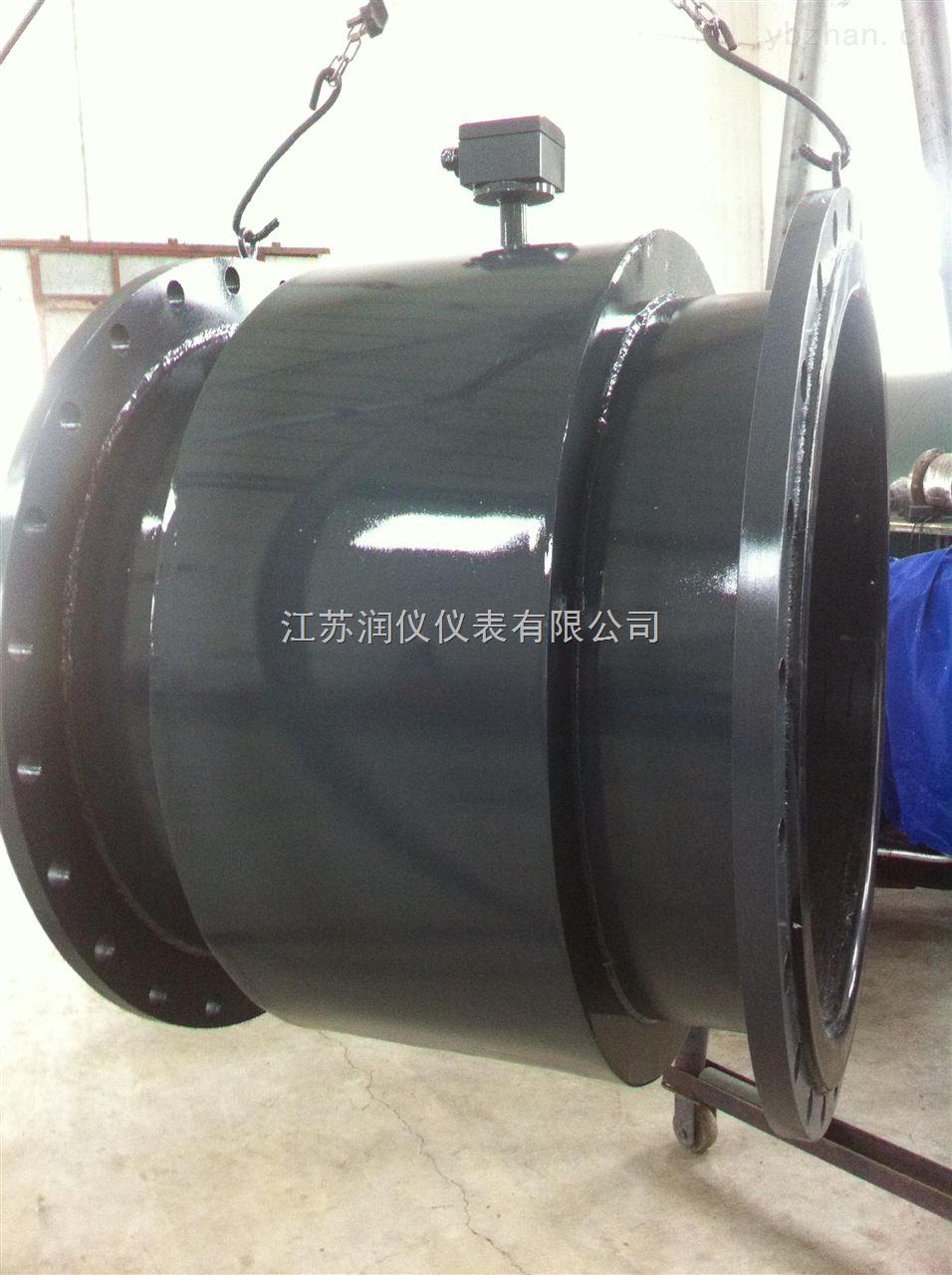 大口徑電磁流量計(DN800 測水)