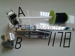 西安石油压裂仪表车门锁铰链1178