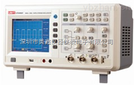 UTD4102C优利德数字存储示波器