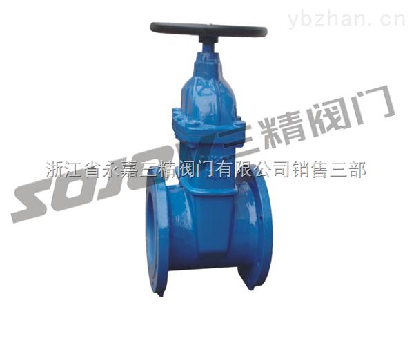RVCX(Z45X)-RVCX(Z45X)彈性座封閘閥