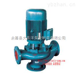 25SG3-30立式离心泵,SG管道式离心泵,SG立式管道泵,