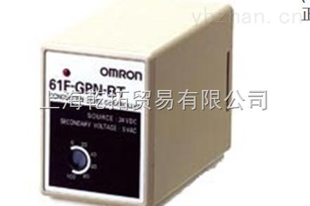 日本歐姆龍電源電極式液位開關/61F-GPN-BT