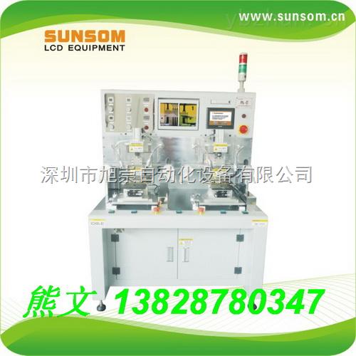 双头恒温热压机FPC绑定设备排线压机FPC预压机