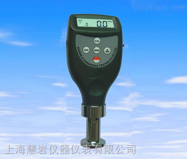 慧岩仪器供应HT-6510C邵氏硬度计|HT6510C硬度计|兰泰HT6510C
