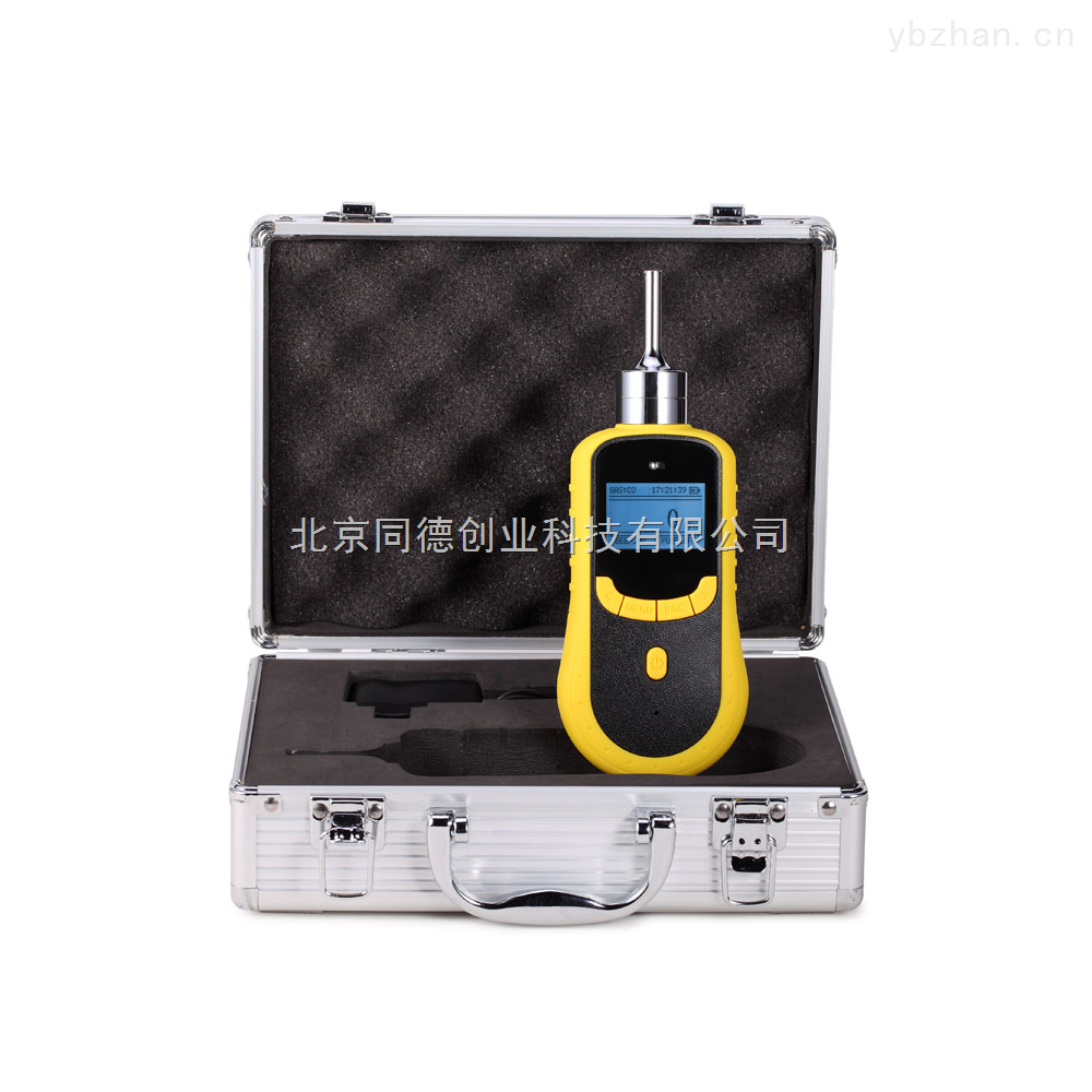 便携式甲醛检测仪/泵吸式甲醛报警仪型号:QT90-CH2O