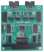 2通道隔离型PC104总线CAN通讯卡