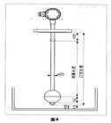安徽天康磁性浮球液位计,UHZ-50