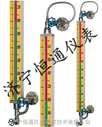 济宁恒通双色液位计仪表显示清晰