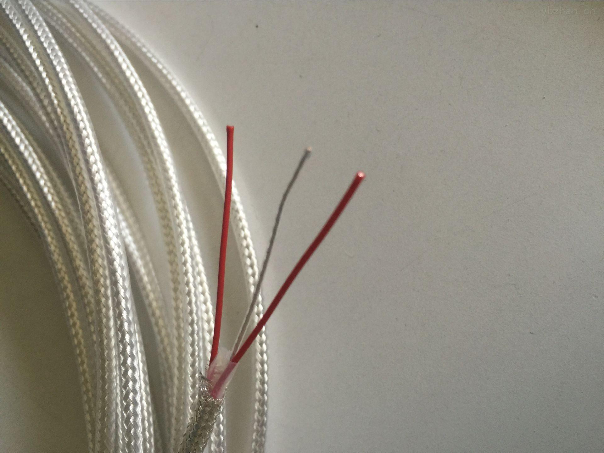 afpxr-200pt100热电阻镀银高温连接线
