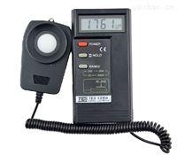 台湾泰仕分体式照度计 便携手持式数字照度仪