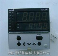 SDC36azbil数字显示调节器
