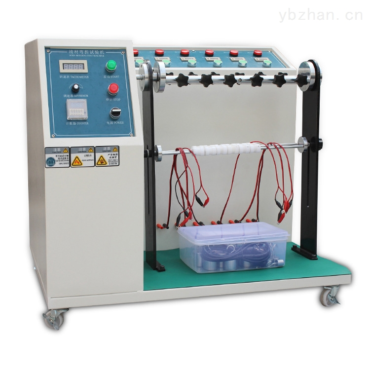 电源线摇摆测试仪lx-307/线材弯折试验机