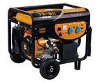 全自动6千瓦三相汽油发电机380V报价