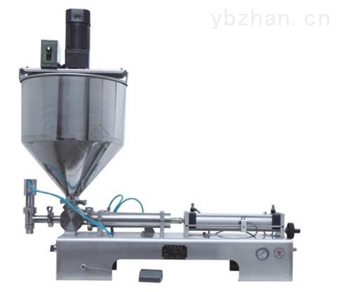 小型搅拌灌装机