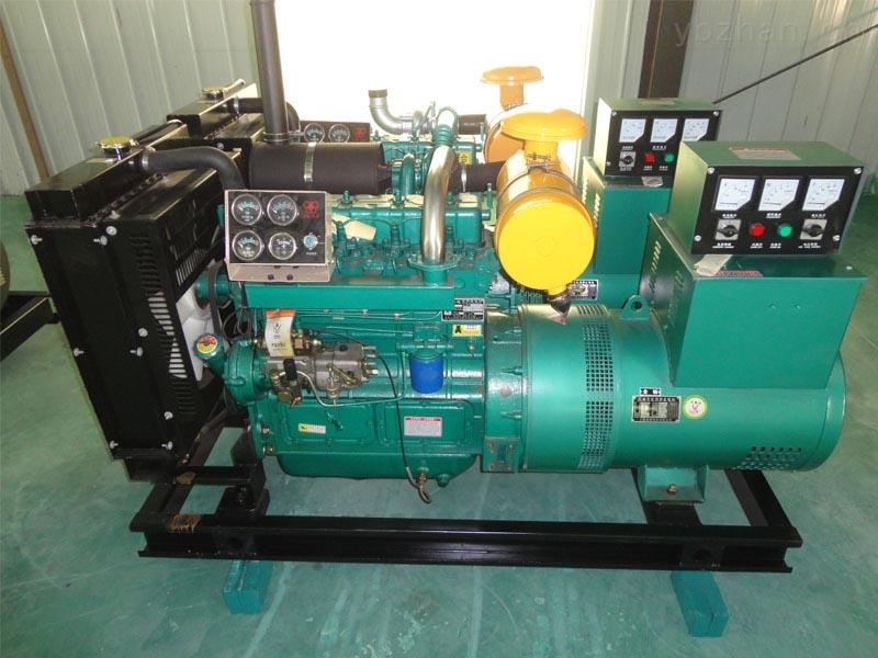 潍坊50千瓦柴油发电机组售价多少