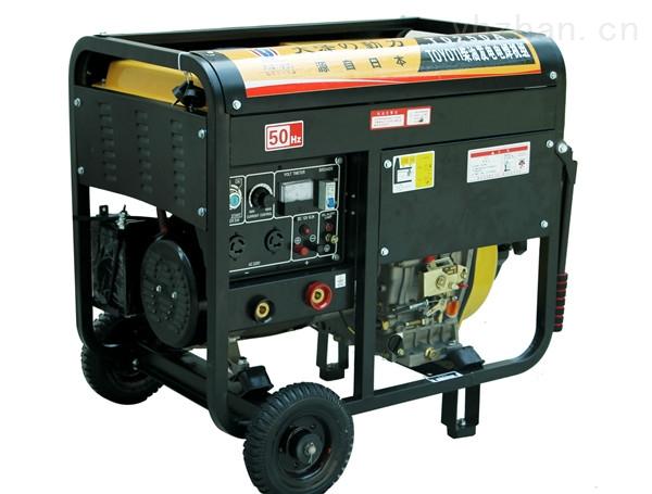 230A柴油发电电焊机,性能