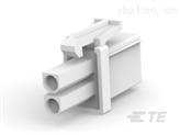 矩形電源連接器泰科料號794894-1護套插頭線到線連接器