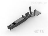连接器电源端子泰科料号106529-2插座压接导线电缆连接器