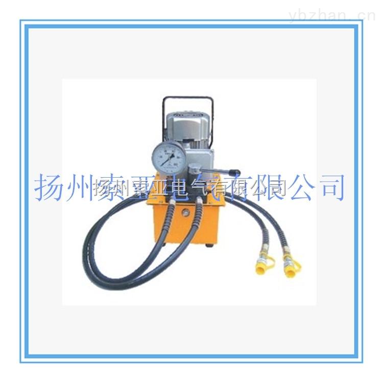 ZHH-700B-液压脚踏式超高压电动泵