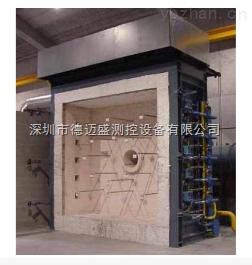 垂直耐火試驗爐