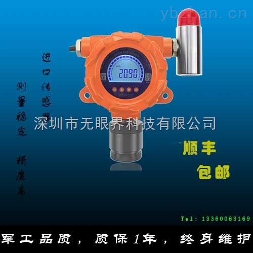ES10B00-CH2O-在線式甲醛檢測儀