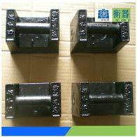 锁形5公斤铸铁砝码
