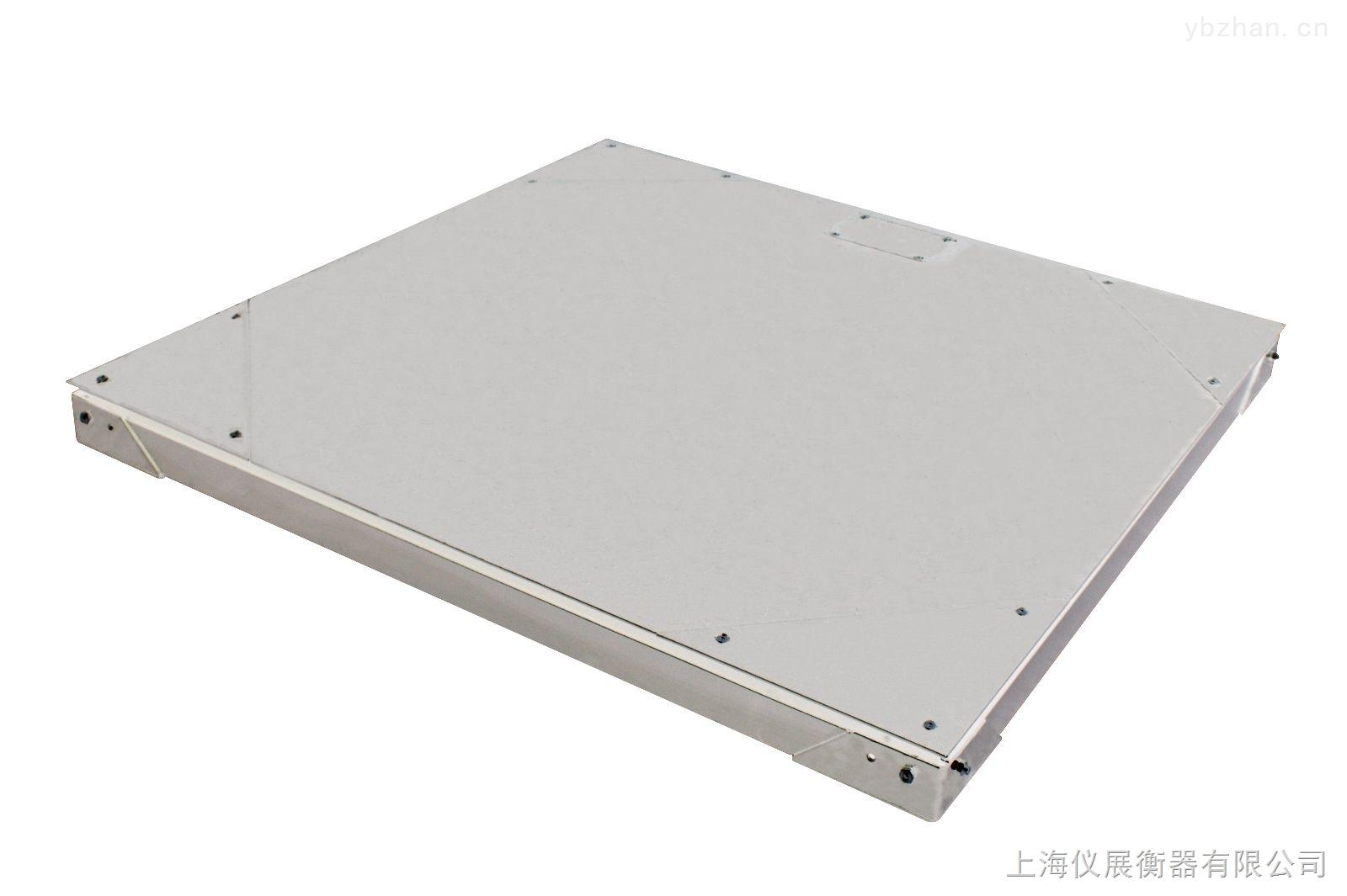 可连接PLC控制器电子地磅1吨电子平台秤