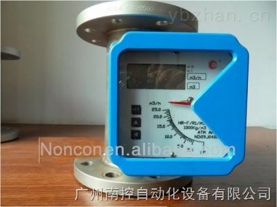 LZ-金属管浮子流量計安装