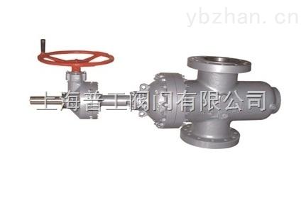 上海普工带导流孔平板闸阀 带导流孔平板闸阀型号 带导流孔平板闸阀价格