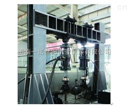 专业定做电液伺服汽车驱动桥总成台架试验台