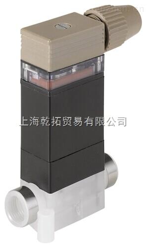 宝得膜片电磁阀材质,BURKERT膜片电磁阀样本资料