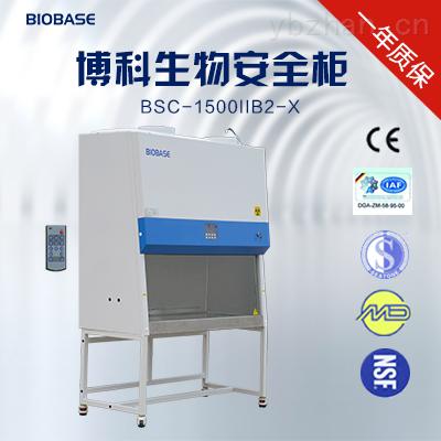 BSC-1500IIB2-X-济南鑫贝西二级生物安全柜(全排)